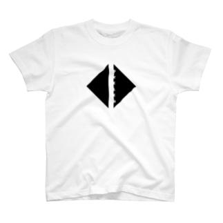 Figure-04(BK) Tシャツ