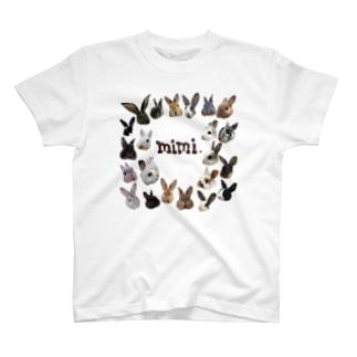 たちみみ主義 Tシャツ