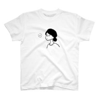 もしもSNSがなかったら展より。「出会いと別れ」 T-shirts