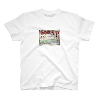 発表会(秀斗のお絵描き) T-shirts
