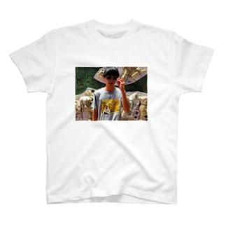 輪廻ティー vol.01 (Yohji Honda ver.) T-shirts