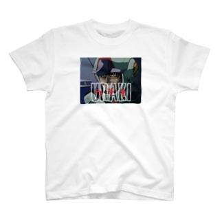 URAKI T-shirts