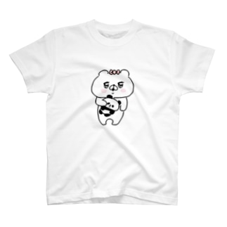 クマ子・ってパンダさんが言ってた T-shirts