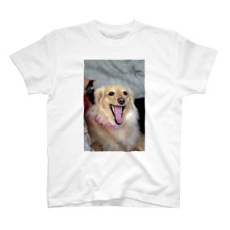 我が家のあくび T-shirts