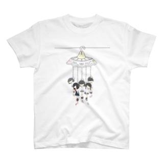 ヒミツの結果発表Tシャツ T-shirts