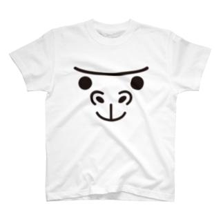 ゴリラ-animal up-アニマルアップ- T-shirts
