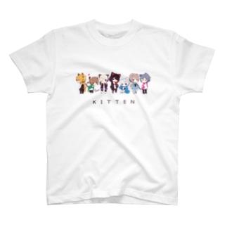猫少年Tシャツ T-shirts
