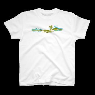 JOKERS FACTORYのBEACH BREAK T-shirts