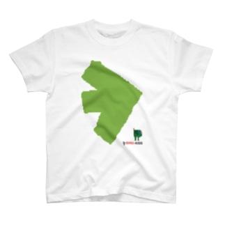 NEW-BIRD-03-FOOT Tシャツ T-shirts