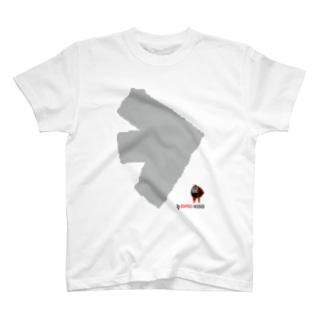 NEW-BIRD-01-FOOT Tシャツ T-shirts
