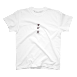 The dead body of little birds T-shirts
