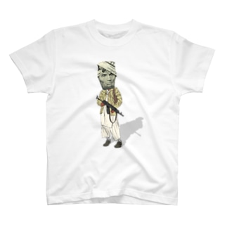 Taliban Lincoln T-shirts