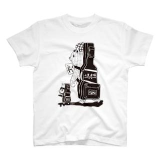 白黒道場 T-shirts