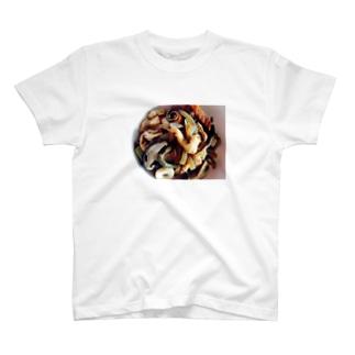 ゼンマイの煮物 T-shirts