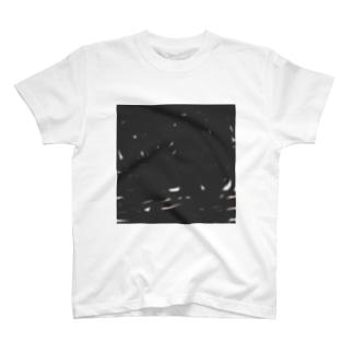 虫眼鏡で照らす用 本部 事業部 コバヤカワ T-shirts