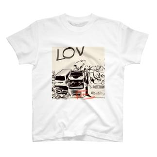 だいすき  のりもの T-shirts