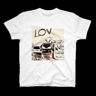 Noars by Noriのだいすき  のりもの T-shirts