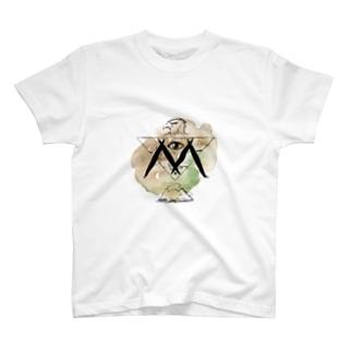 M世界~ZERO~ 本部 開発部 かおるときす T-shirts