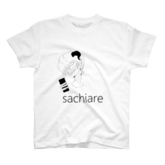 サチアレ.solo Tシャツ