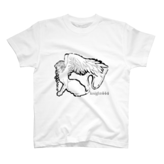 神々の声 天使の詩〜スフィンクス〜 T-shirts