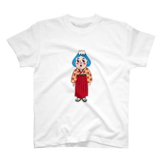 ふじ子さん T-shirts