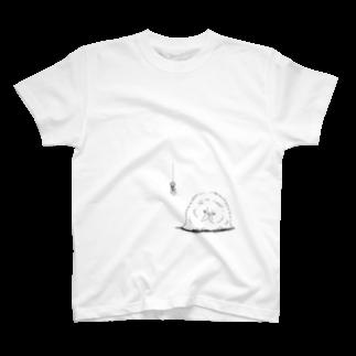 マーケットデザインワーク ビイトの気になる〜! T-shirts