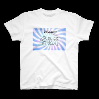 くまきちの店のDance Tシャツ