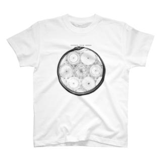 太陽系<アンティーク・イラスト> T-shirts