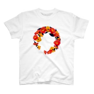 凌霄花(reprise) T-shirts