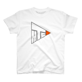 TMCオレンジの方 T-shirts