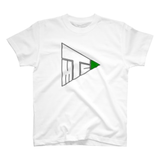 TMC緑の方 T-shirts