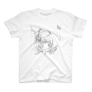 睡水愛 T-shirts