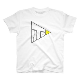 TMC黄の方 T-shirts