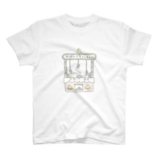 おぱんつキャッチャー T-shirts