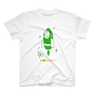 ロケットくん T-shirts