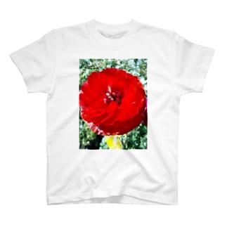 愛は届くかな・・・? T-shirts