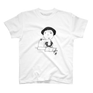 不器用さん T-shirts
