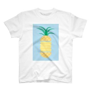 8/17 パイナップルの日 T-shirts