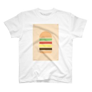 7/20 ハンバーガーの日 T-shirts