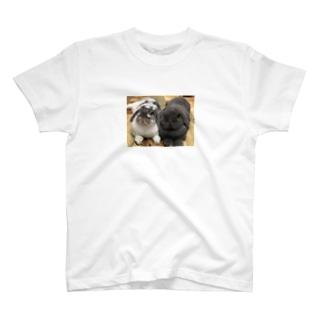 サスケとゴマ T-shirts