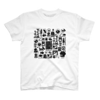 ニャンコピクト T-shirts