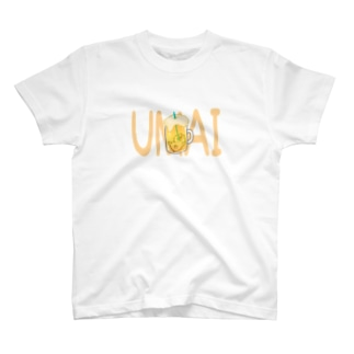UMAIビール T-shirts