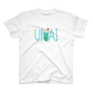 UMAIクリームソーダ T-shirts