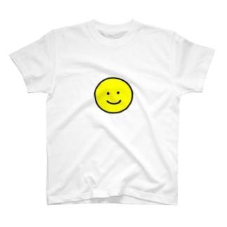 愛想笑い T-shirts