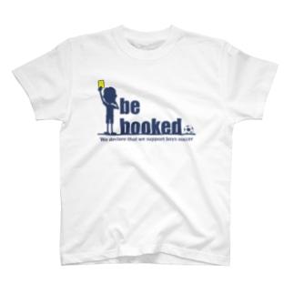 「イエローカード!」ネイビー T-shirts