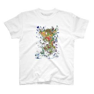 大我ハート T-shirts