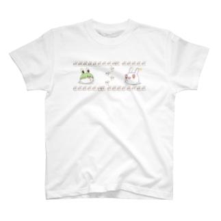 それじゃB級、死神くん。うさ魂デザイン T-shirts