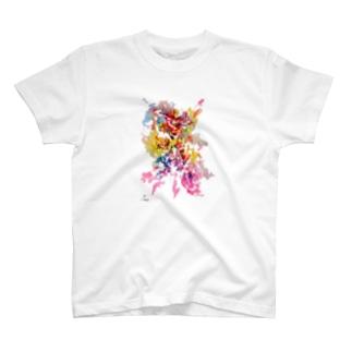 君よ退くことなかれ(Forward) T-shirts