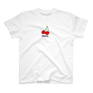 チェリー T-shirts