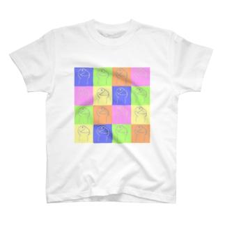 あたまのわるいひと(からふる) T-shirts
